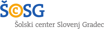 Logo of Šolski center Slovenj Gradec - Spletne učilnice
